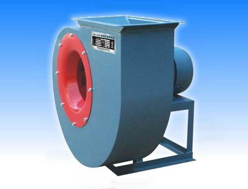High-pressure centrifugal fan