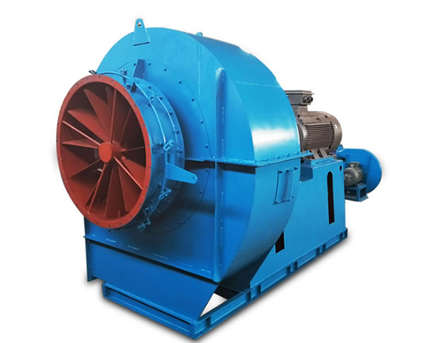 High pressure blower